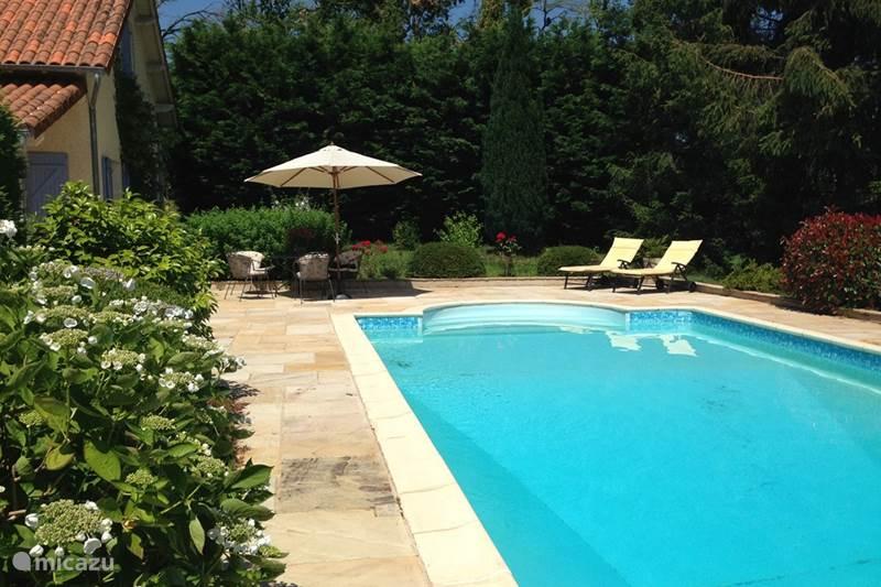 Vakantiehuis Frankrijk, Dordogne, Saint-Pardoux-la-Rivière Vakantiehuis Villa Beau Rêve