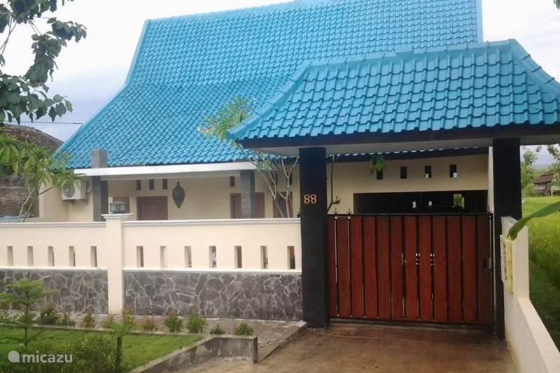 Vakantiehuis Indonesië, Java, Yogyakarta Villa Villa Rosseno