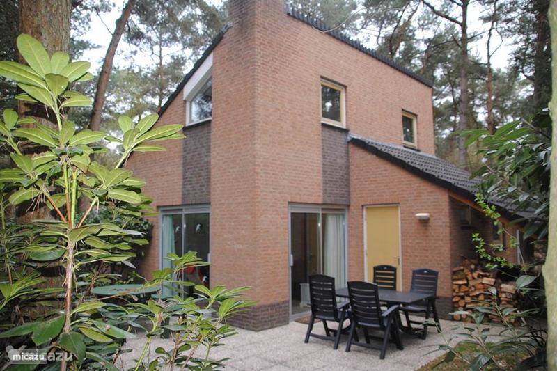 Vakantiehuis Nederland, Gelderland, Zelhem Bungalow Onze heerlijke bosvilla