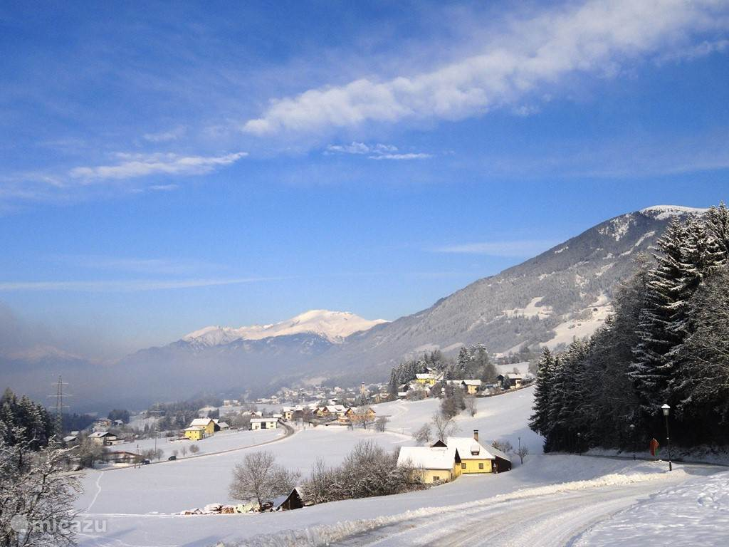 Vacation rental Austria, Carinthia, Millstatt Apartment Landhaus Bonaventura - SALVIA
