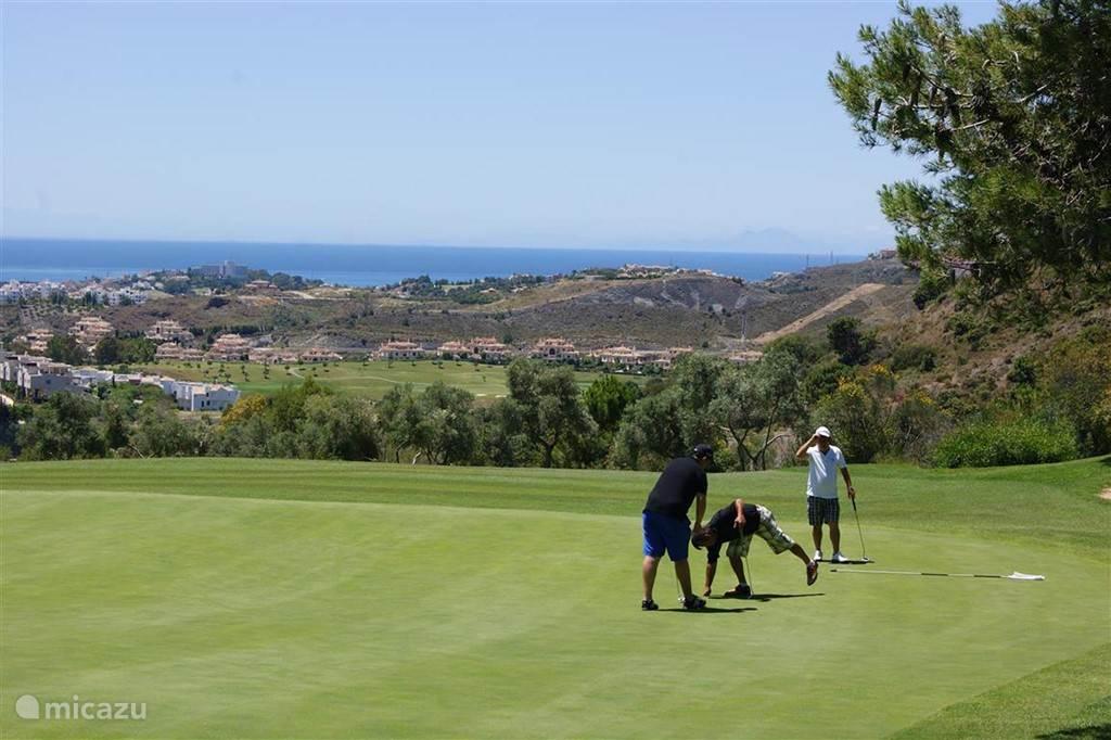Golfbaan Arqueros