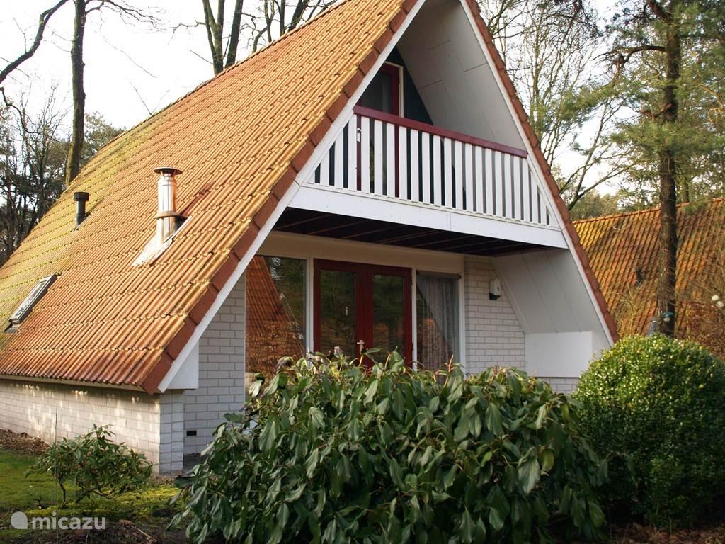 Vakantiehuis Nederland, Overijssel, IJhorst bungalow Vakantiehuis In het Reestdal