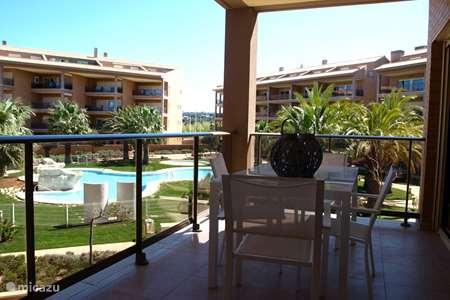 Vakantiehuis Spanje, Costa Blanca, Javea appartement Appartement Real
