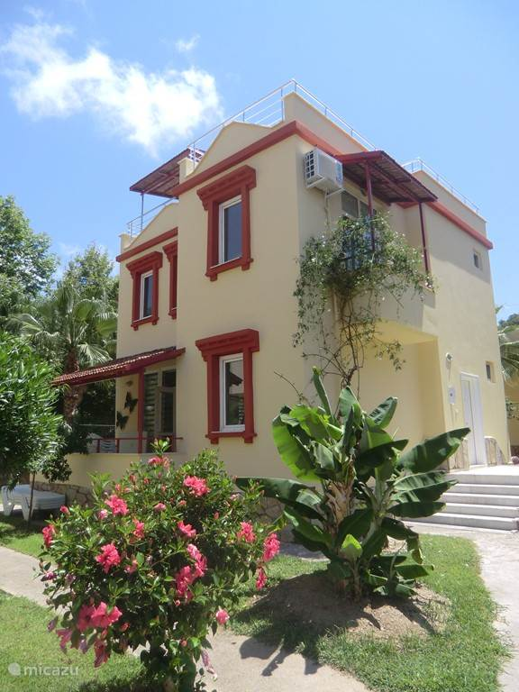 Vakantiehuis Turkije, Turkse Rivièra, Konakli - villa Villa MarDon