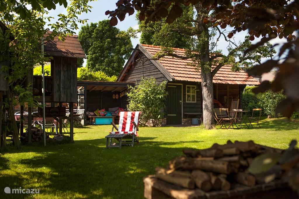 Vakantiehuis Nederland, Limburg, Neeritter vakantiehuis De Suikerschuur