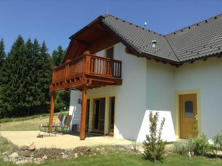 Vacation rental Czech Republic, Lipno Dam – holiday house Holiday residence Lipno