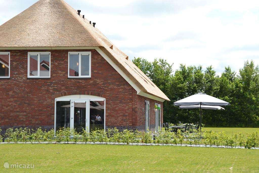 Vakantiehuis Nederland, Overijssel, Paasloo vakantiehuis Groepsaccommodatie tot 24 personen
