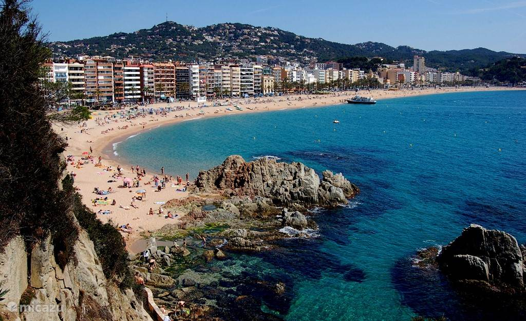 Playa de Lloret de Mar