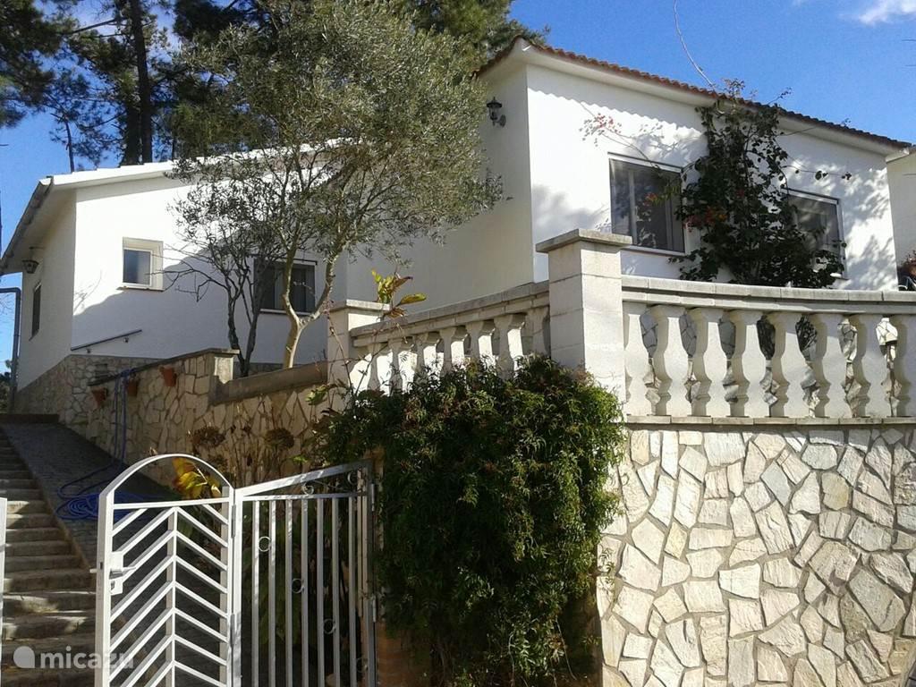 Vakantiehuis Spanje, Costa Brava, Lloret de Mar chalet Rustige Vakantie Villa