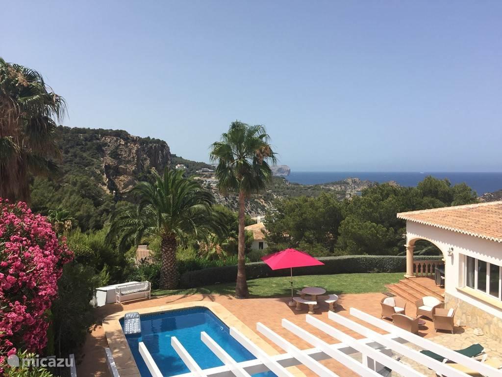 Duiken / snorkelen, Spanje, Costa Blanca, Javea, vakantiehuis Villa Cabo Negro