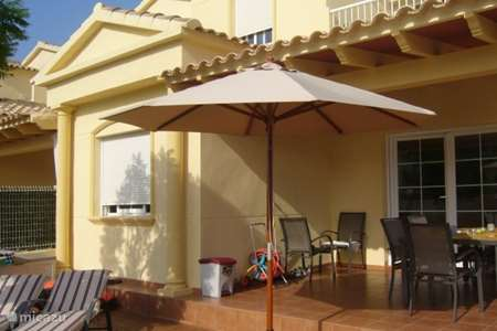 Vacation rental Spain, Costa Blanca, Calpe bungalow Jazmines