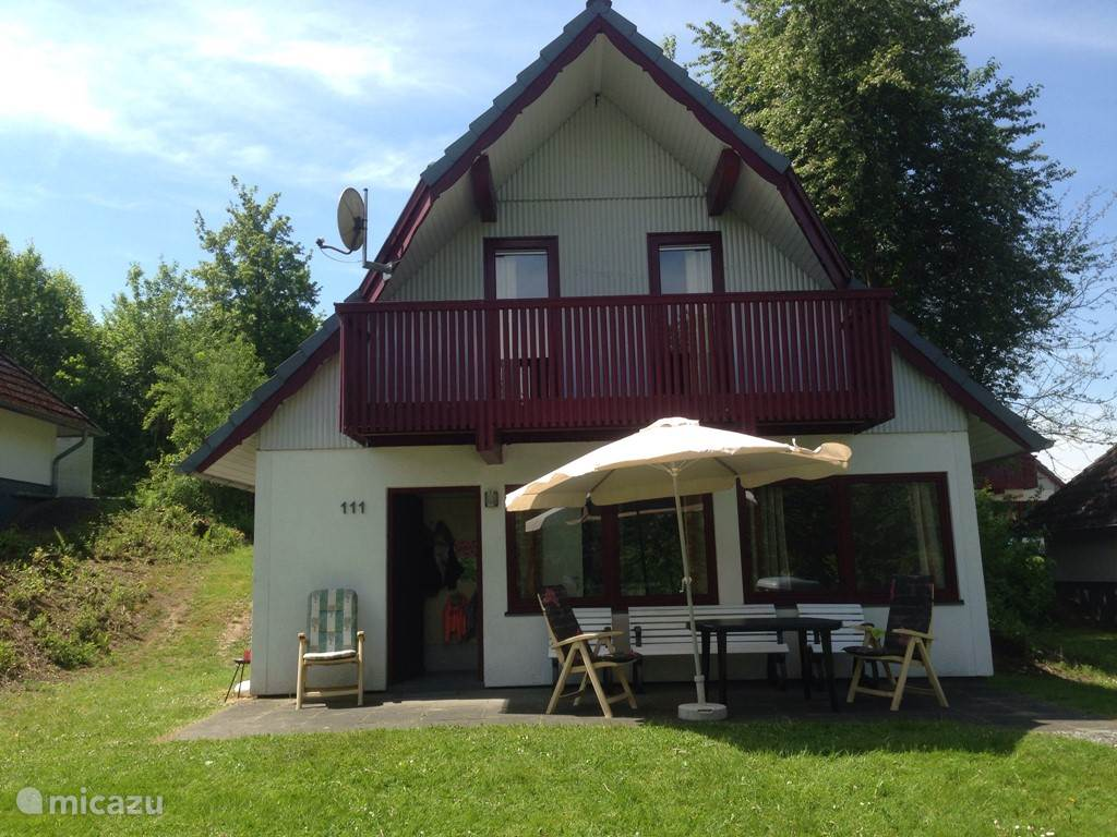 Vacation rental Germany, Hesse – holiday house Cottage Seepark Kirchheim 111
