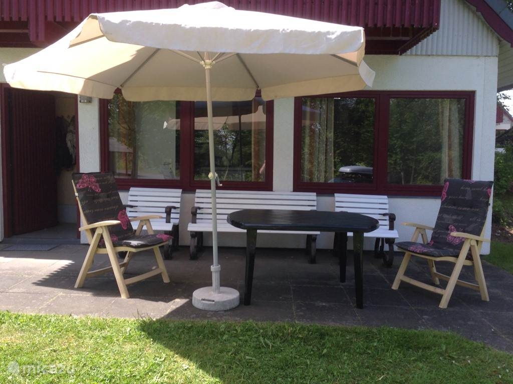 Vacation rental Germany, Hesse, Kirchheim Holiday house Cottage Seepark Kirchheim 111