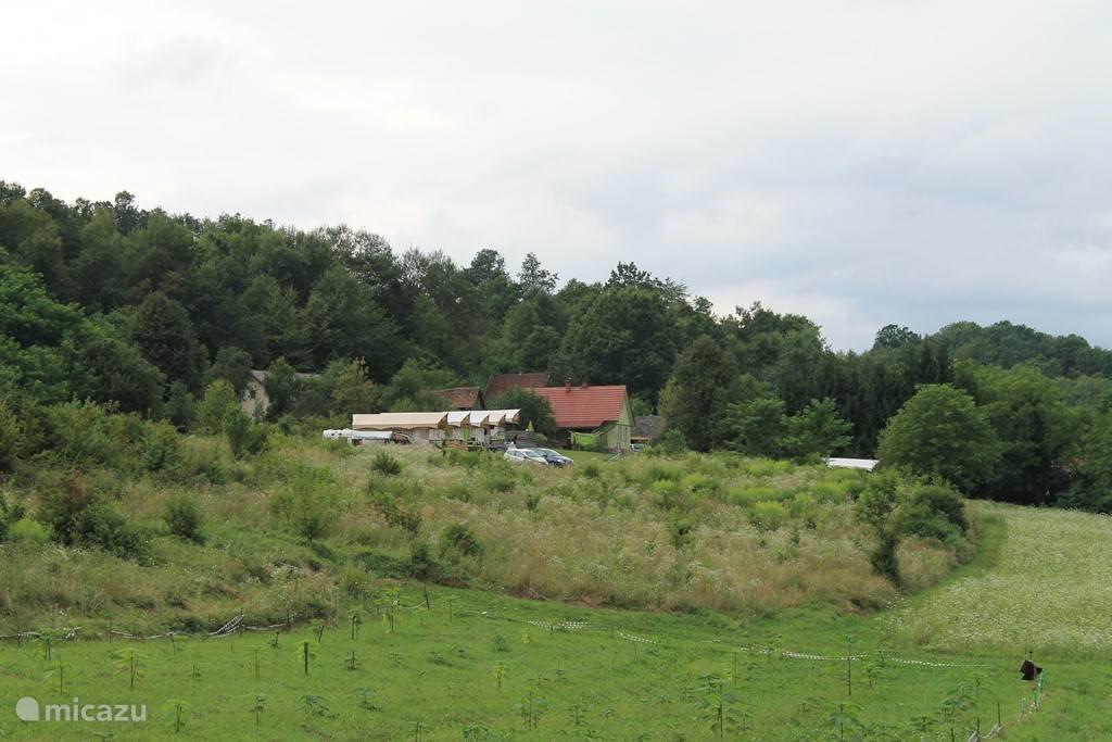 De Glamping / Lodge tent
