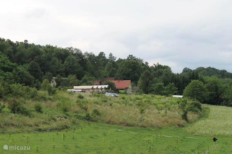 Vakantiehuis Kroatië, Karlovac, Johi Glamping / Safaritent / Yurt Glamping Johi 1