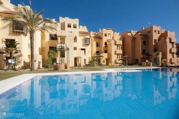 Vakantiehuis Spanje, Costa del Sol, Manilva Appartement Appartement Duquesa Village