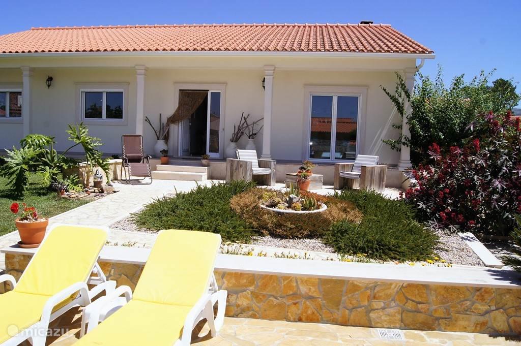 Vakantiehuis Portugal, Costa de Prata, Lagoa do Cao Villa Casa do Coraçao