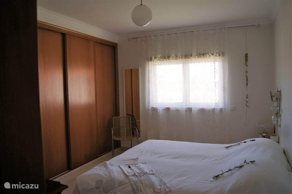 slaapkamer1. met aangrenzende badkamer en toilet