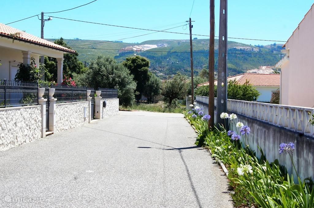 wandeling in de directe omgeving van Casa do Coração