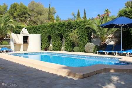Vakantiehuis Spanje, Costa Blanca, Moraira villa Villa I