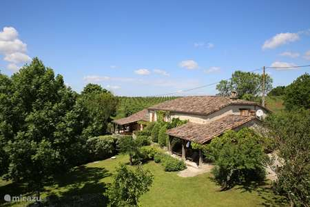 Vakantiehuis Frankrijk, Lot-et-Garonne, Monflanquin vakantiehuis Le Menuisier