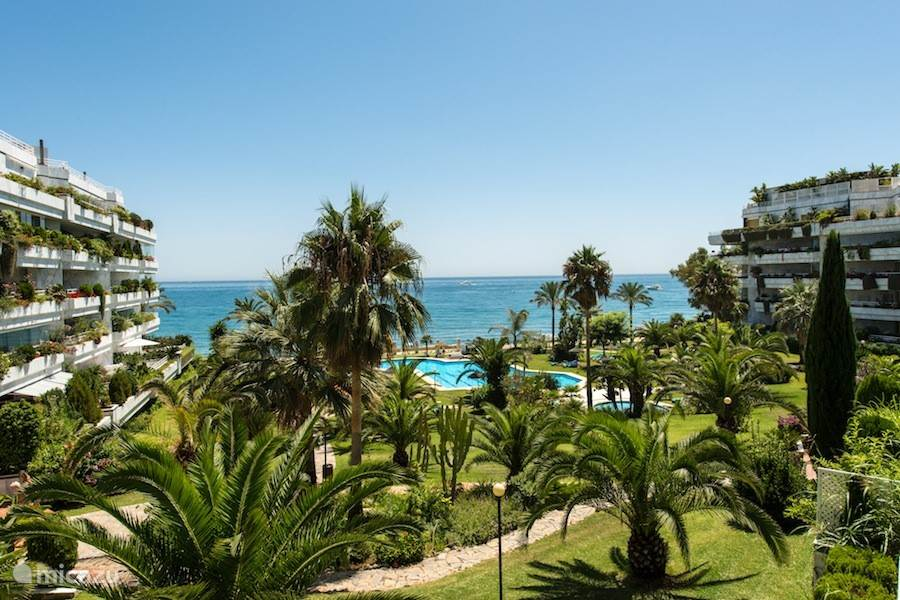 Vacation rental Spain, Costa del Sol, Marbella apartment Playa Esmeralda 3.0.7