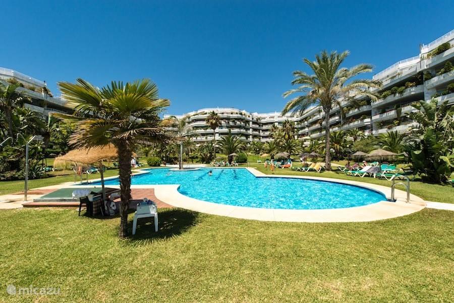 Vakantiehuis Spanje, Costa del Sol, Marbella Appartement Playa Esmeralda 3.0.7