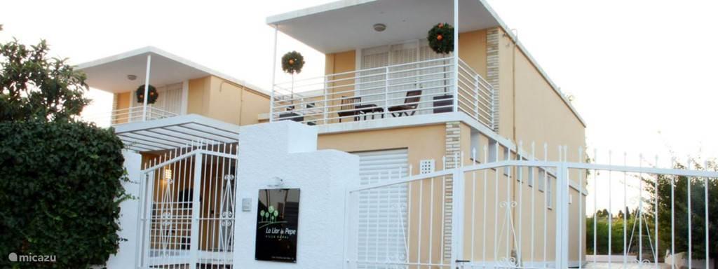 Vakantiehuis Spanje, Costa Blanca, Benidorm Villa Villa Pepe Benidorm