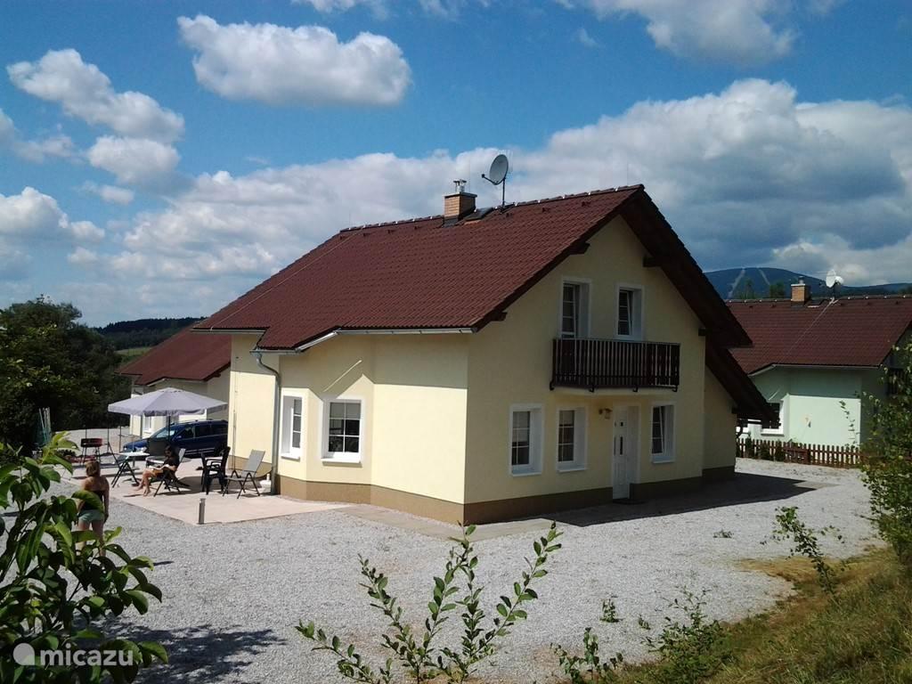 zomer in Tsjechie