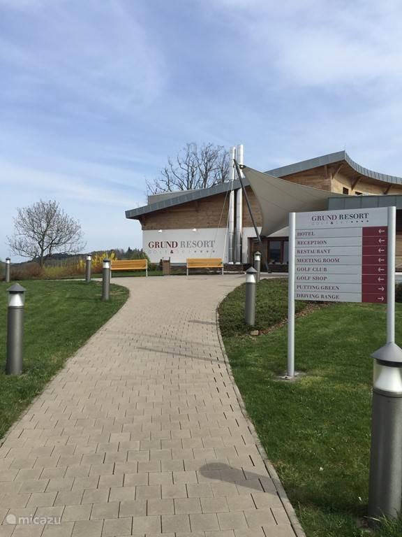 Golfbaan Grund Resort
