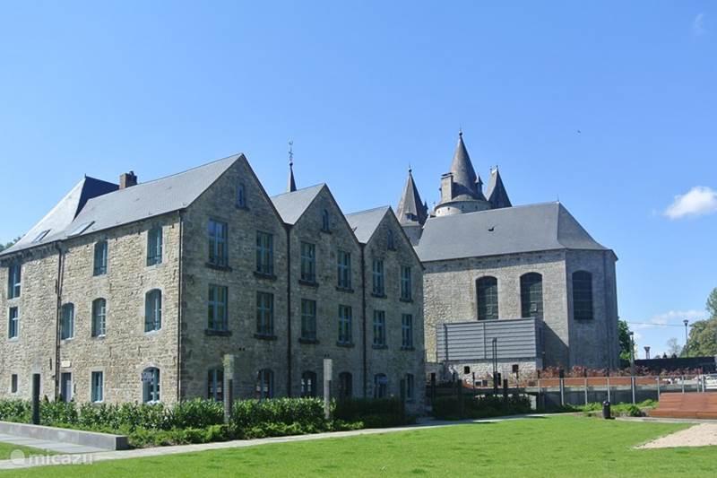 Vakantiehuis België, Ardennen, Durbuy Appartement Résidence des Récollets