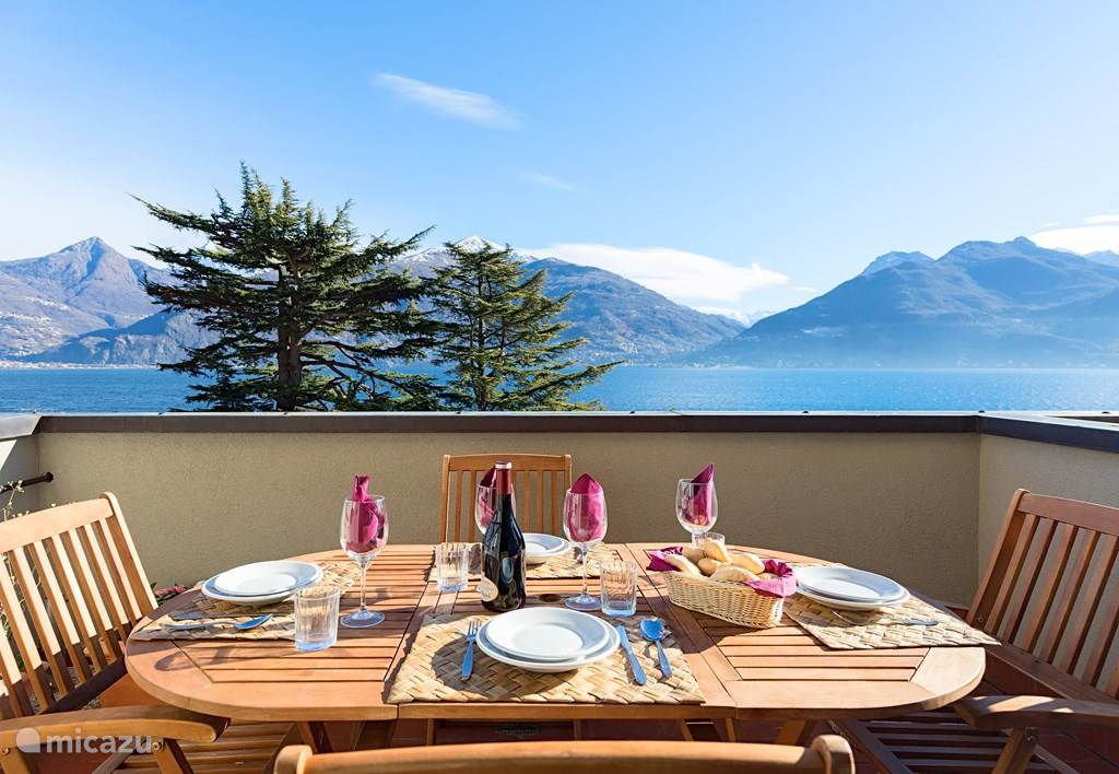 Vacation rental Italy, Lake Como, Acquaseria - apartment Cipresso 35