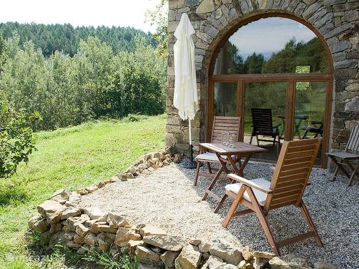 Vacation rental France, Languedoc-Roussillon, Robiac-Rochessadoule -  gîte / cottage Mas Bernadis, Portes