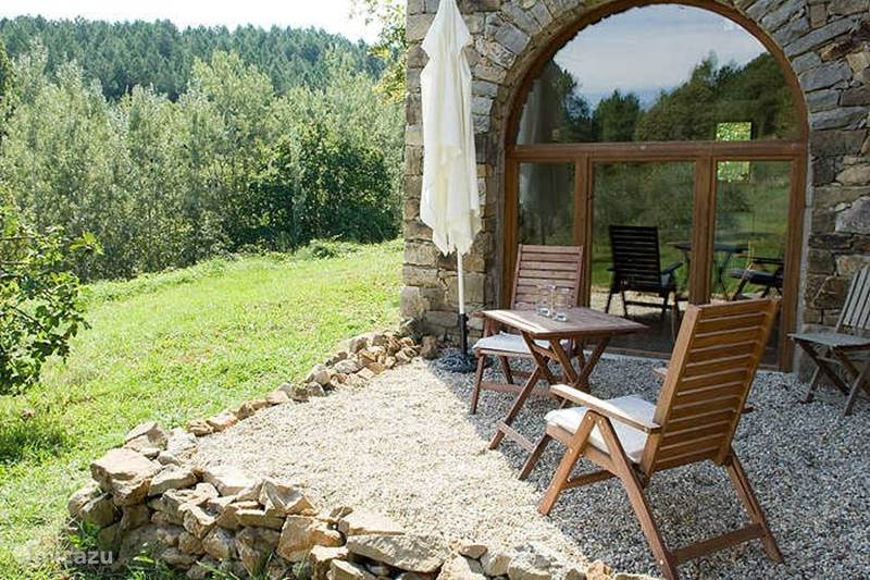 Vacation rental France, Gard, Robiac-Rochessadoule  Gîte / Cottage Mas Bernadis, Portes