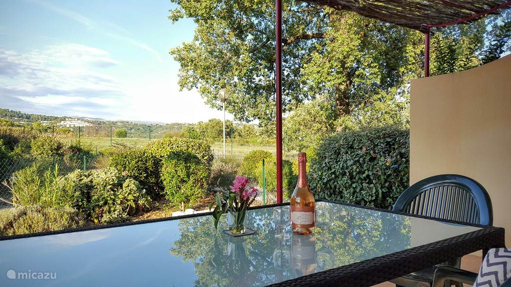 Vacation rental France, French Riviera, Tourrettes - holiday house House near Fayence - golf nearby