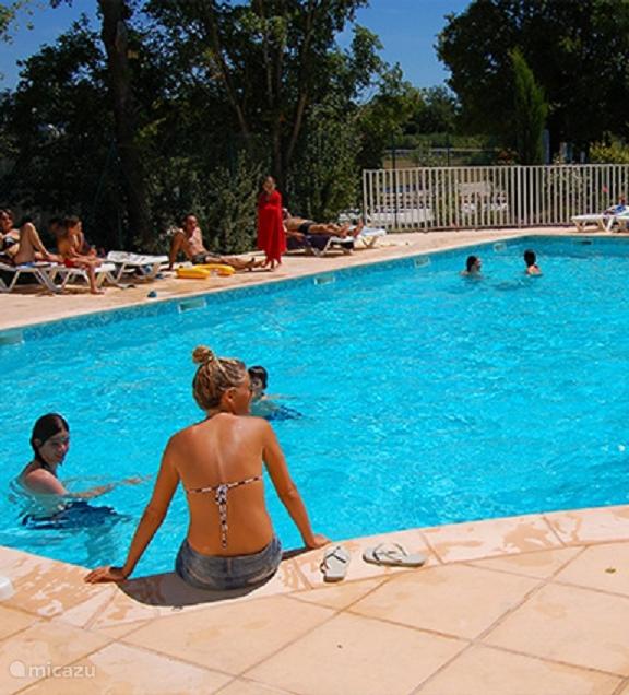 Vakantiehuis Frankrijk, Côte d´Azur, Tourrettes Vakantiehuis Huis bij Fayence - golfbaan nabij