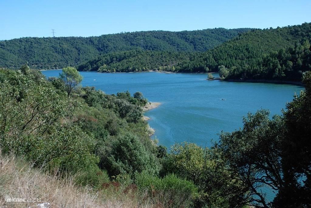 St Cassien meer