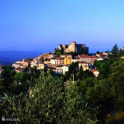 Het dorp Callian