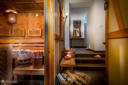 privé sauna arrangement
