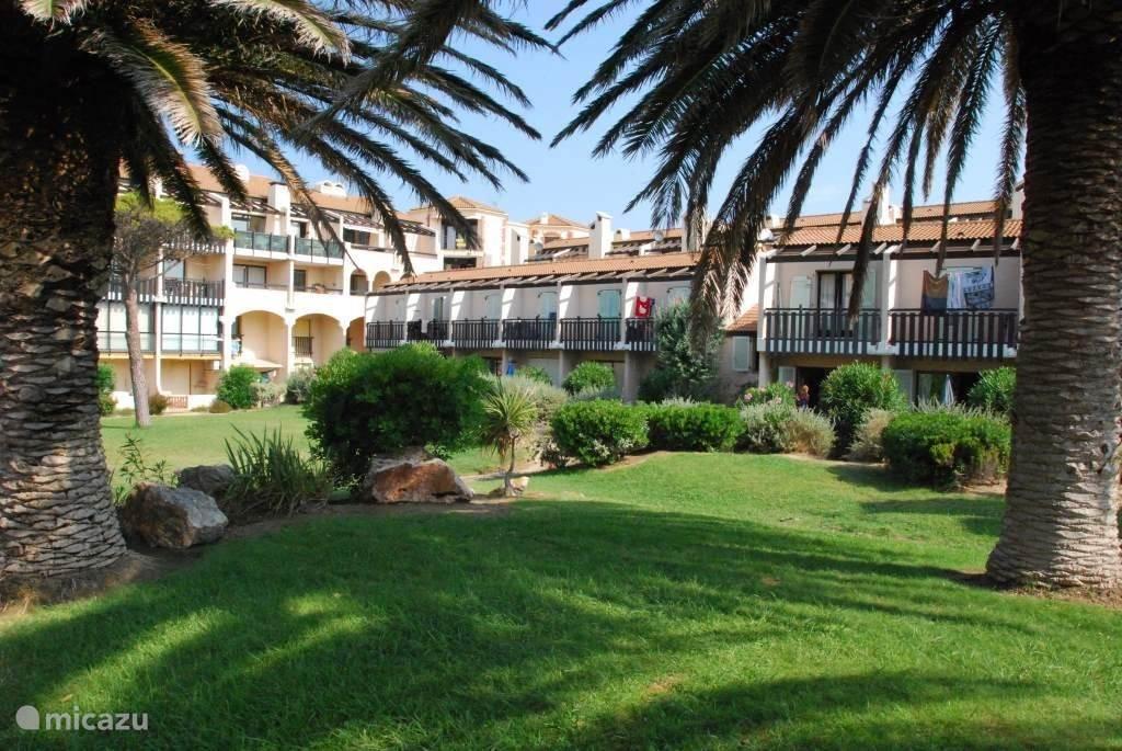 Vakantiehuis Frankrijk, Languedoc-Roussillon, Le Barcarès geschakelde woning La Pomme