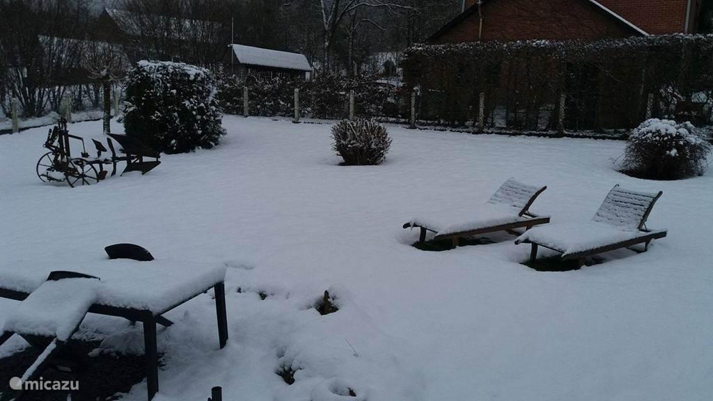 sneeuwtuin