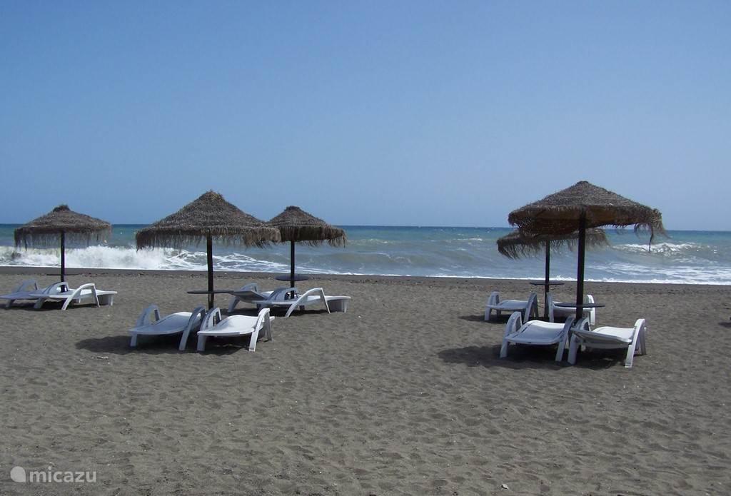 Strand van Benajarafe