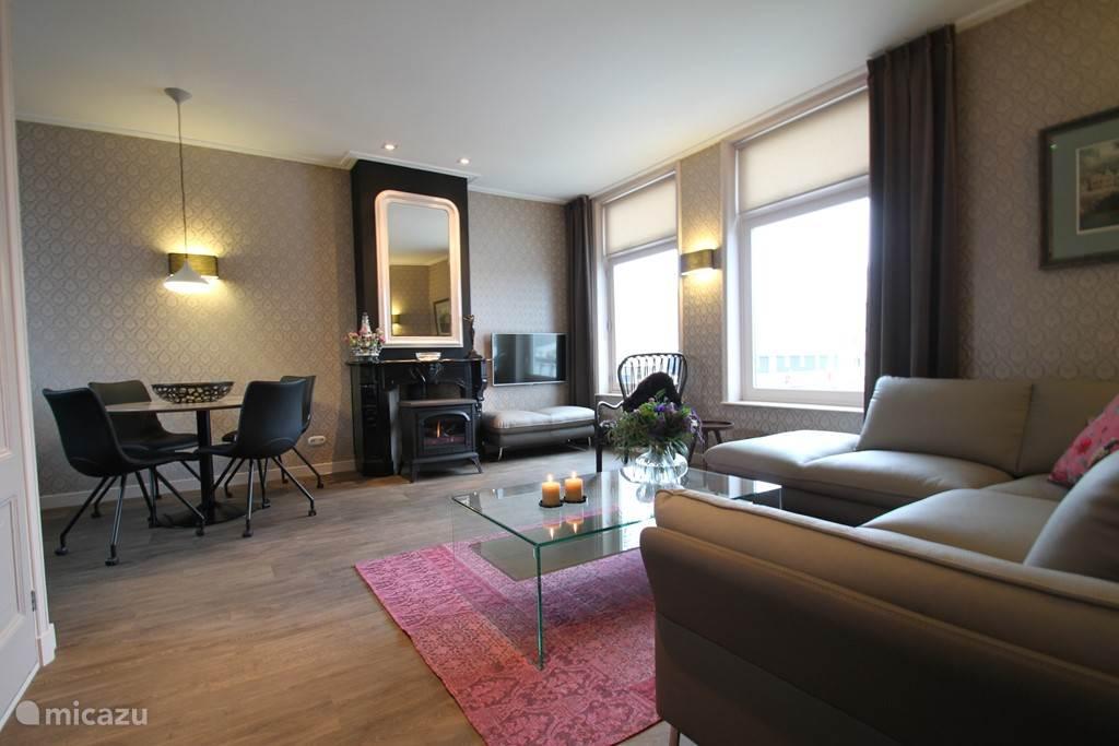 Vakantiehuis Nederland, Friesland, Franeker Stadswoning Molepôlle 6