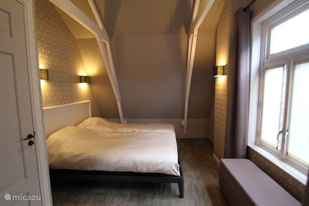 Slaapkamer 2 1-persoonsbedden