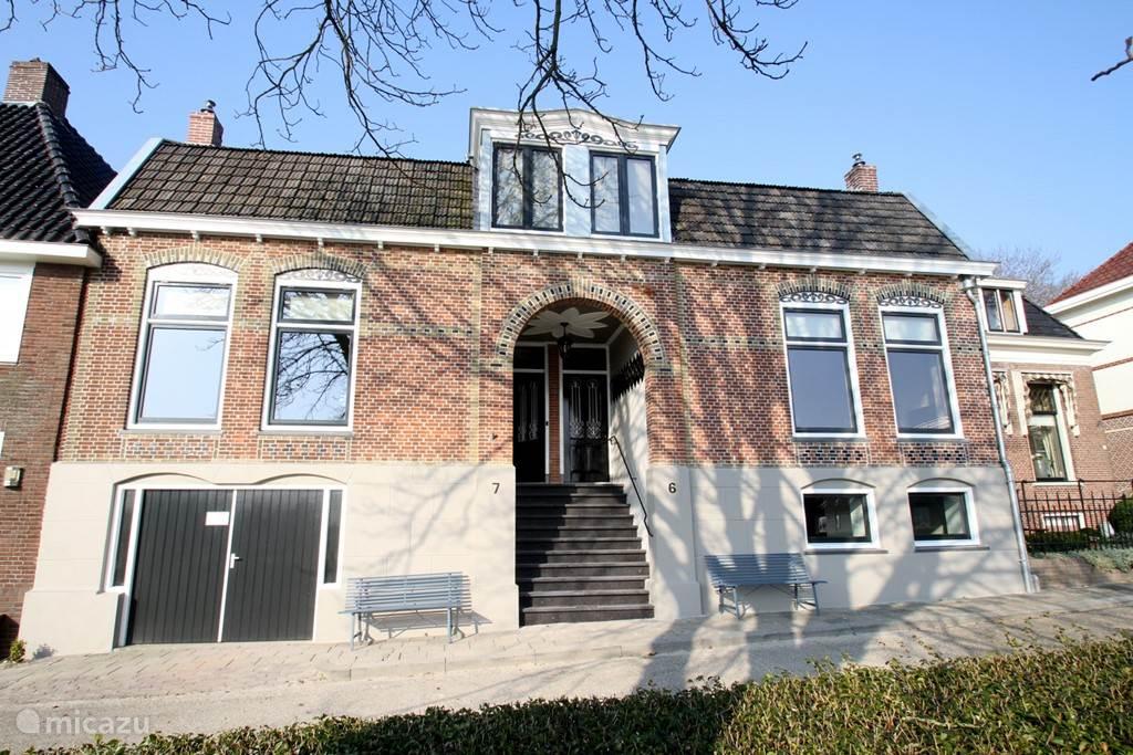 Vakantiehuis Nederland, Friesland, Franeker vakantiehuis Molepôlle 7