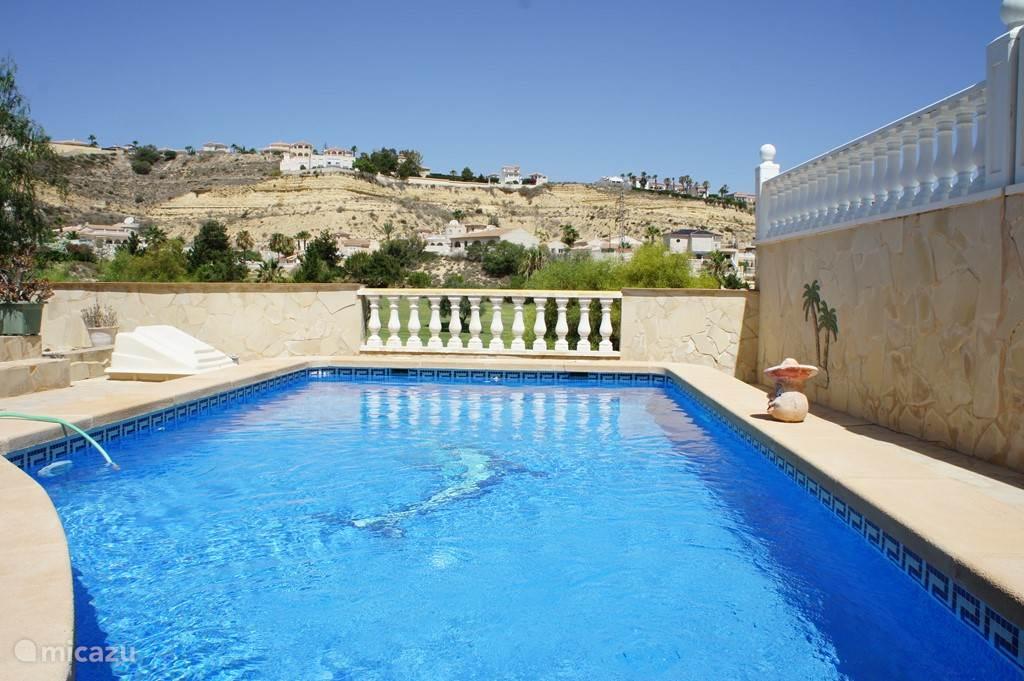 Vakantiehuis Spanje, Costa Blanca, Rojales - villa Casa Macarena Rojales