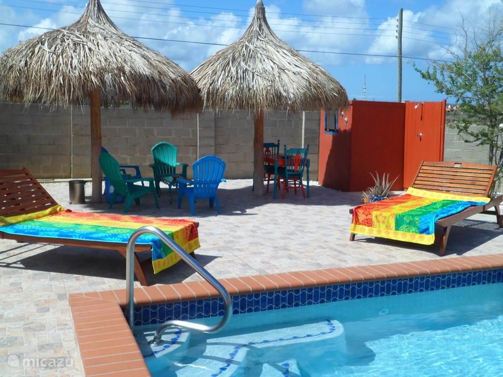 Vacation rental Aruba, Paradera, Moko Holiday house Aruba Jewel, simple elegance