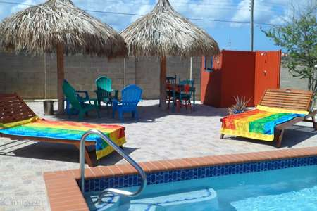 Vacation rental Aruba, Paradera, Paradera - holiday house Aruba Jewel, simple elegance