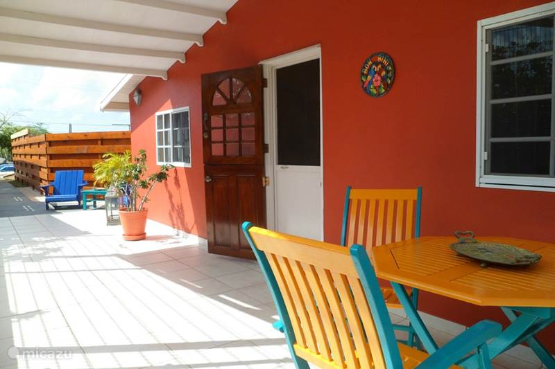 Vacation rental Aruba, Paradera, Moko Holiday house Aruba Jewel, simple elegance