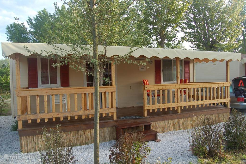Vakantiehuis aanbieding Italië, Toscane, Viareggio – stacaravan Mobil-Home in Viareggio